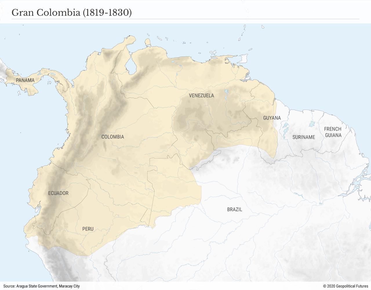 Gran Colombia (1819-1830)