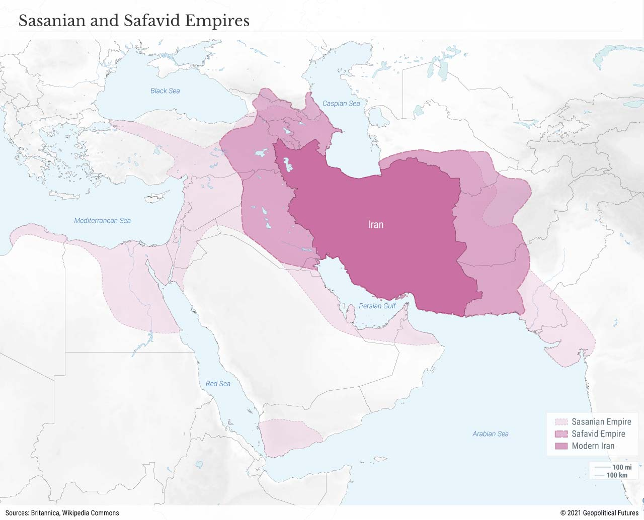 Sasanian and Safavid Empires