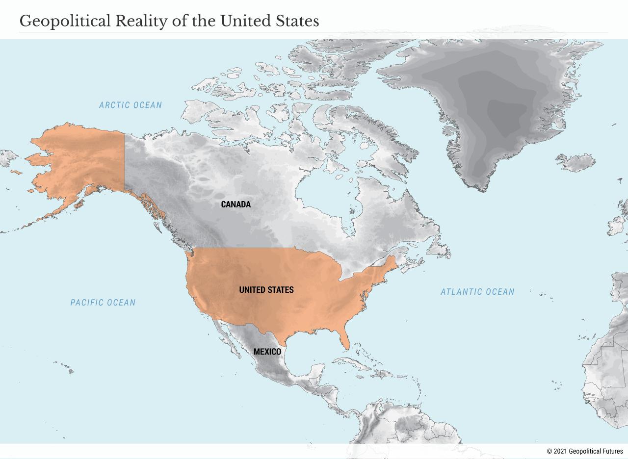 Realtà geopolitica degli Stati Uniti