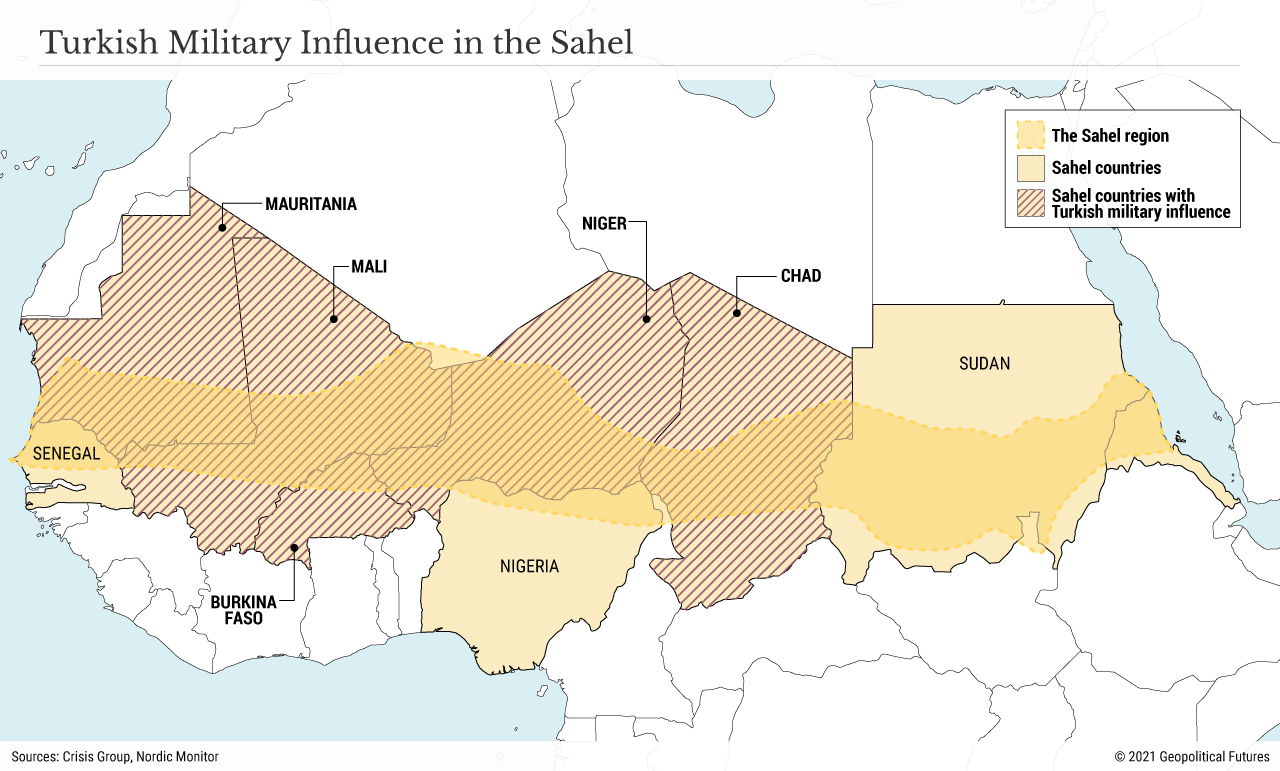 Turkish Military Influence in the Sahel